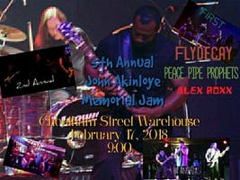 PEACE PIPE PROPHETS, Wall of Soul, Alex Roxx