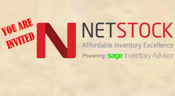 NETSTOCK / Sage Inventory Advisor Inventory Bootcamp - Los Angeles, CA