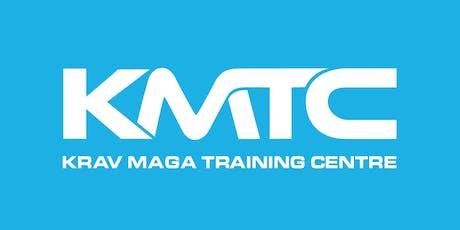 Krav Maga Swadlincote Trial Class tickets