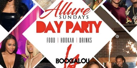 ALLURE SUNDAYS: Day Party tickets