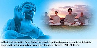 Gratis Qigong Workshops Falun Dafa in Den Haag