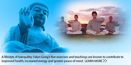 Gratis Qigong Workshops 'Falun Dafa' in Den Haag
