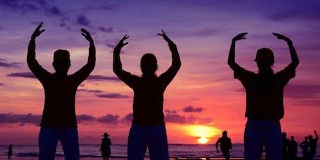 Gratis Qigong Workshops 'Falun Dafa' in Koning Albertpark Antwerpen tickets