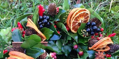 Christmas Wreath Making November 28
