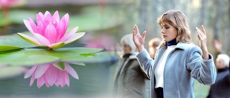 Falun Dafa: Gratis meditatielessen, Kapermole