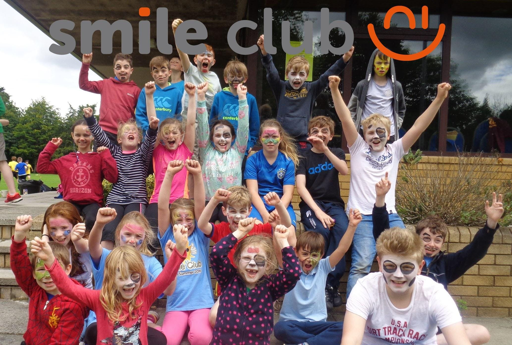 Smile Club R.B.A.I. Multi Activity Summer Scheme (2 WEEK FLEXI PACKAGE / OPTION TO CHOOSE WHICH WEEKS)