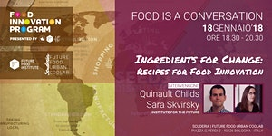 FOOD IS A CONVERSATION con l'INSTITUTE FOR THE FUTURE