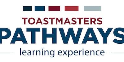 Crystal Beach Toastmasters Meeting