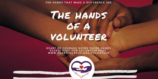 Heart of Courage Volunteer Orientation & Training