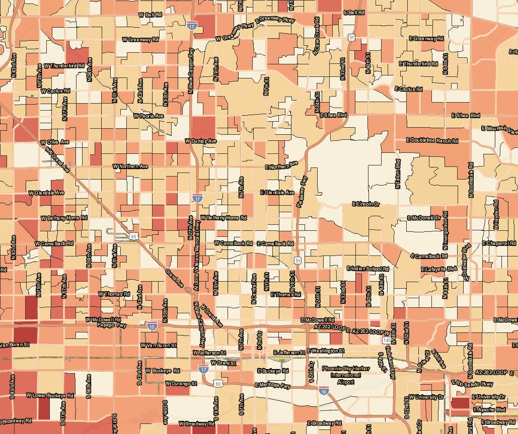 2018 MAG Interactive Map Viewer Training - Downtown Phoenix