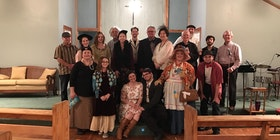 Woodlawn Players Dinner Theater Presents Boudreaux Thibodeaux S Wedding Tickets
