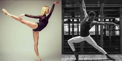 Advanced Master Ballet Classes with ABT's Elina Miettinen & Calvin Royal
