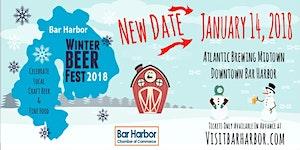 3rd Annual Bar Harbor Winter Beer Fest