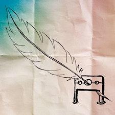 ANGEPRANGERT! - DER CELLER POETRY SLAM logo