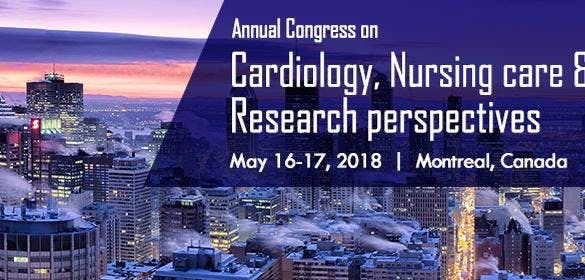 Annual Congress on Cardiology, Nursing care & Research perspectives(CSE)AS