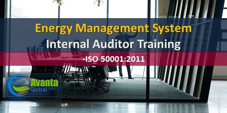 ISO 50001:2011 Energy Management System Internal Auditor Course tickets