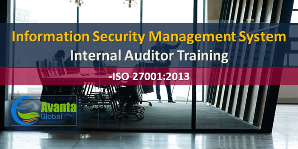 iso 27001 lead auditor course singapore
