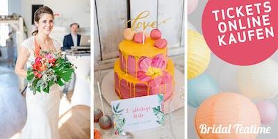 Bridal Teatime spring 2019 - Hochzeitsmesse