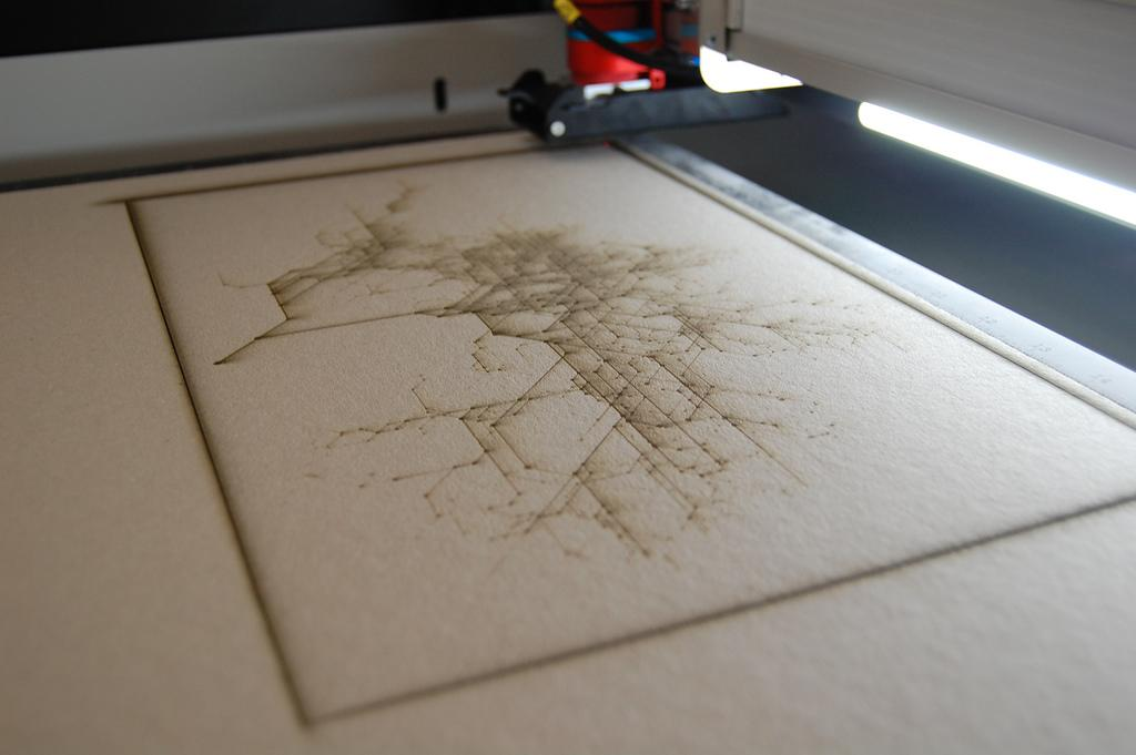 Laser Cutter Taster Workshop - Barnstaple Lib