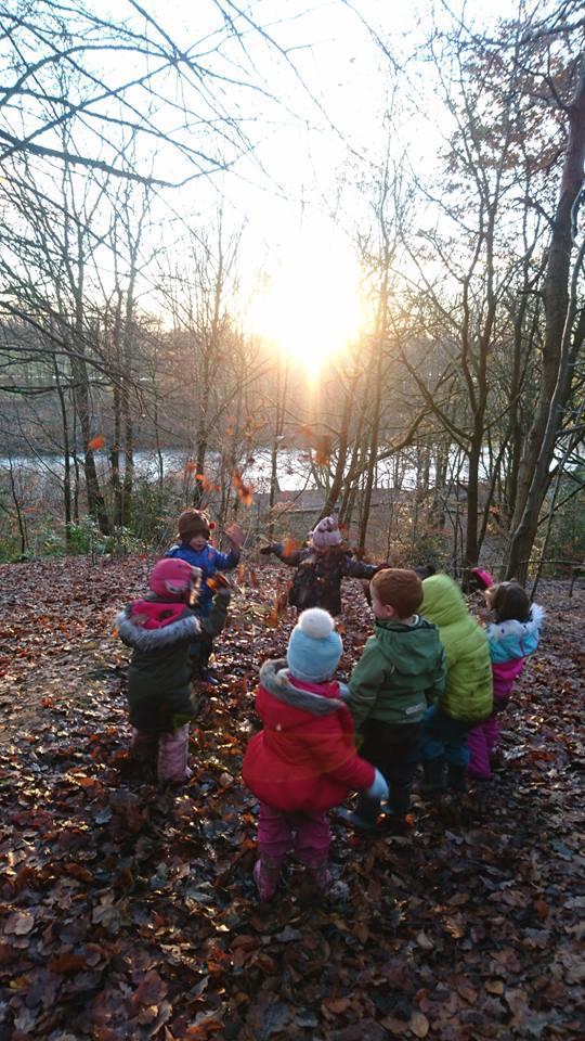 Kids adVentures Forest School (February Half