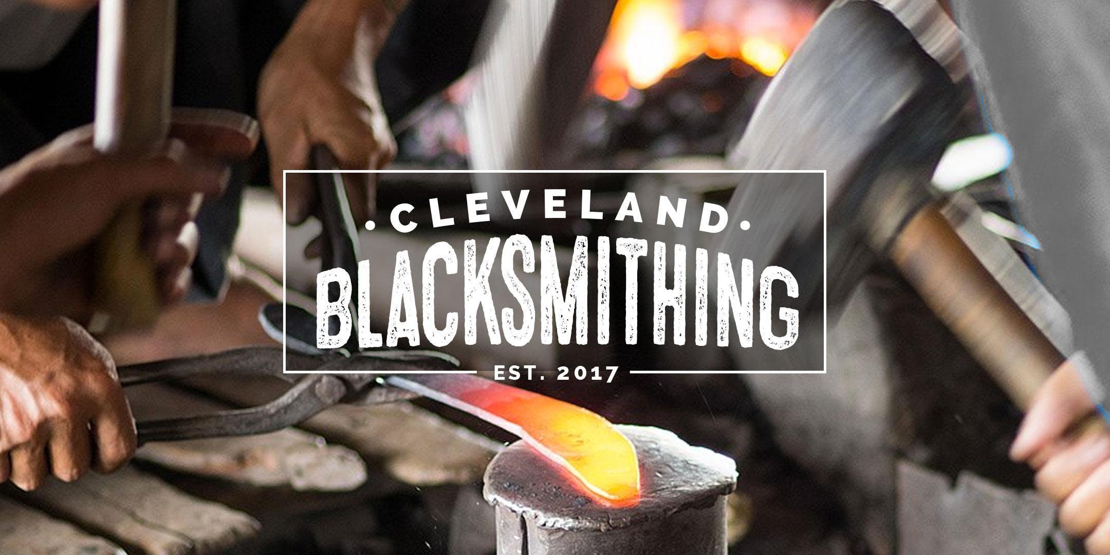 Intensive Blacksmithing Workshop  full-day
