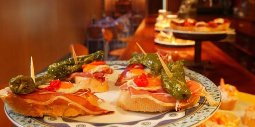 NYC Vinos + Tapas Tour with a Sommelier