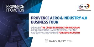Provence Aero & Industry 4.0 Business Tour