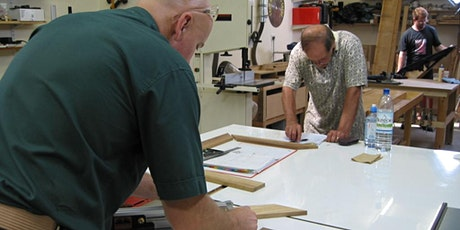 Basic Woodwork and DIY Course, 9am-5pm tickets