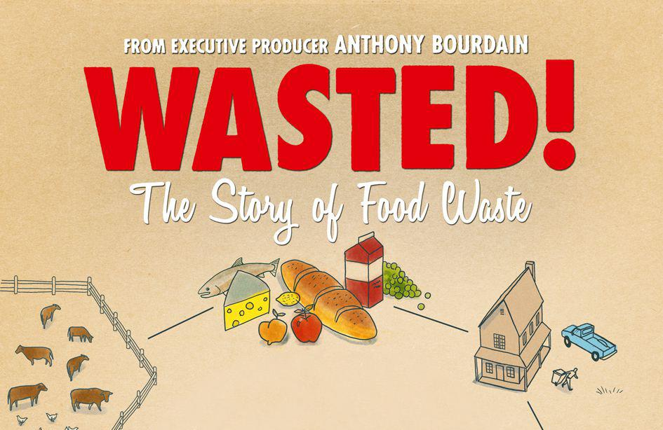 Wasted! + Compost Happens (Wednesday@Loyola)