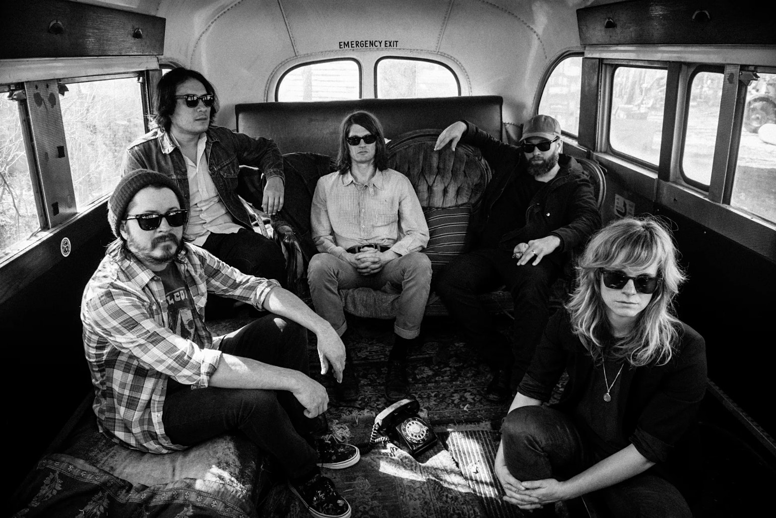 The Black Angels  with special guest Black Lips and DJ Miss Alex White