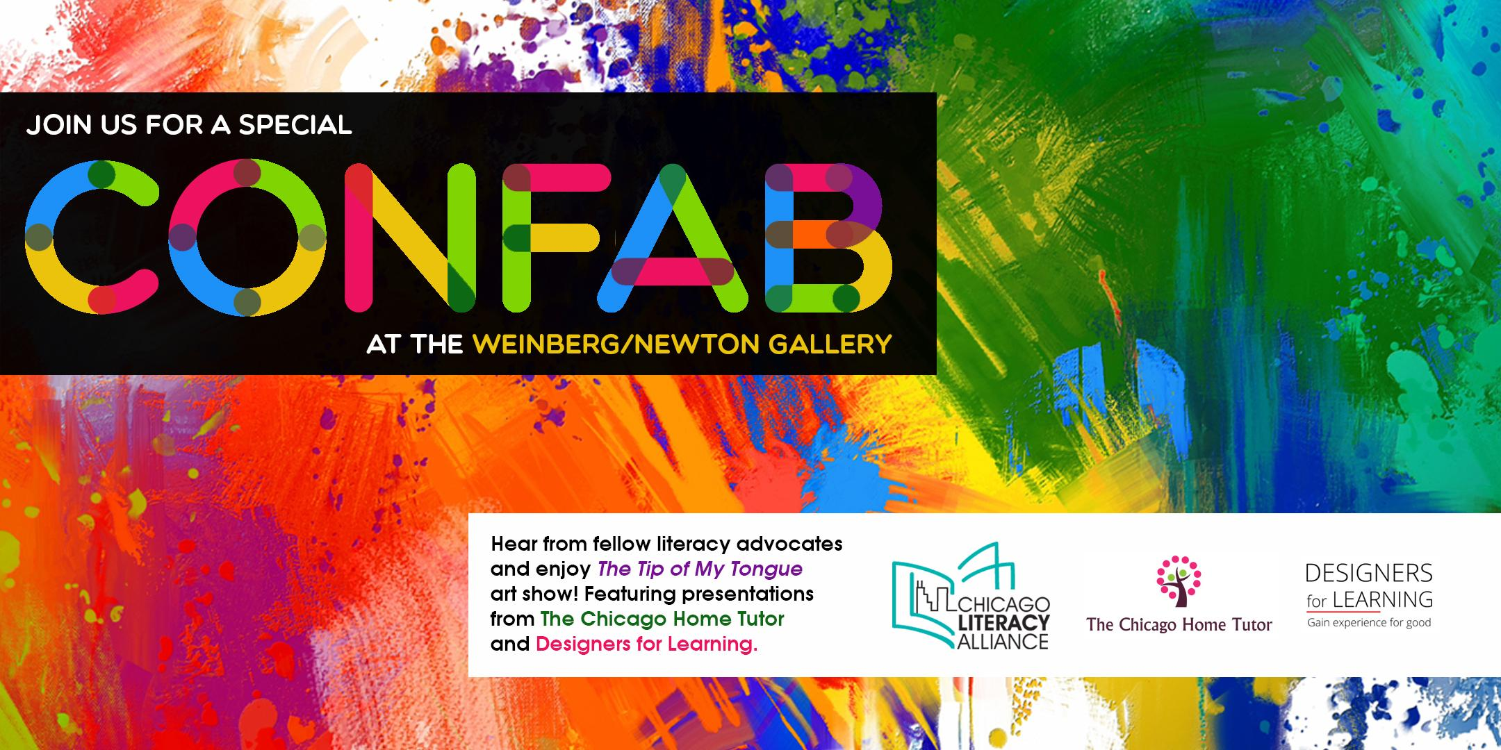 The CLA Confab at the Weinberg/Newton Gallery