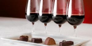 valentines day wine tasting chocolate pairing - Valentines Day Wine