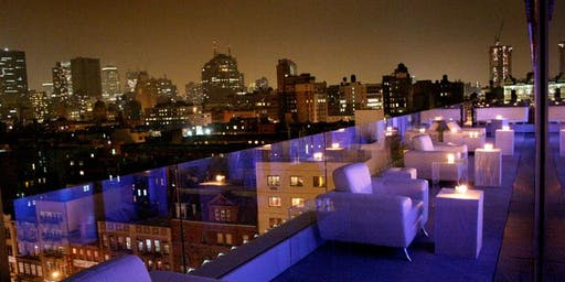 Every Saturday Night at Skyroom Rooftop in New York City