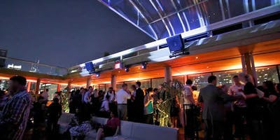 Every Saturday Night at Hudson Terrace Rooftop in