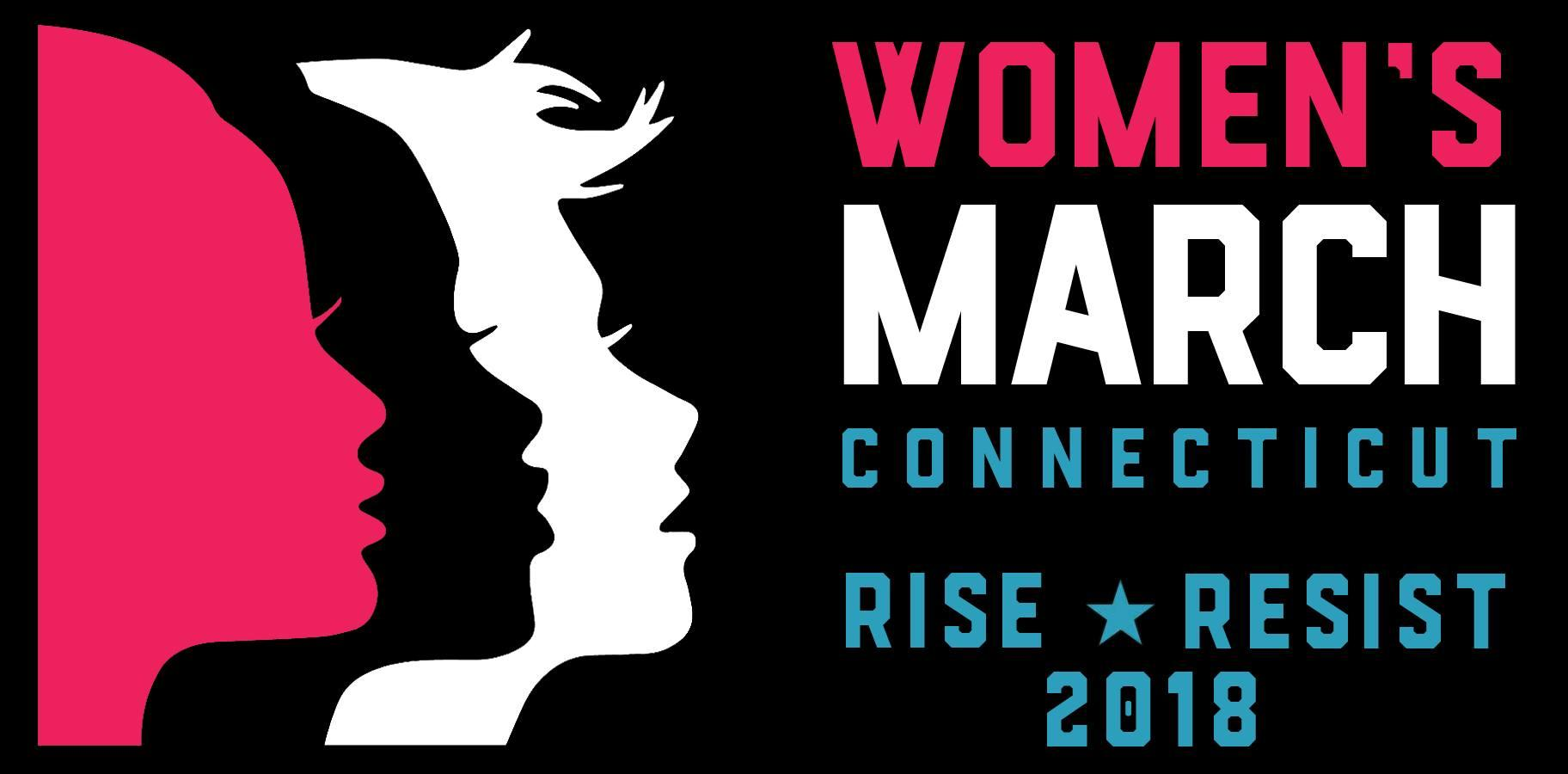 2018 CT Women's March - NCBW Bus