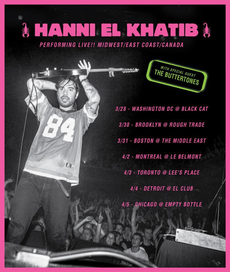 Hanni El Khatib / The Buttertones