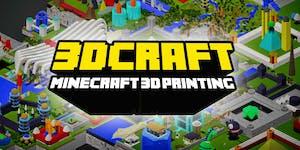 FabLabKids: 3DCraft - Modelliere und drucke Minecraft...