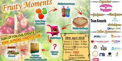Fruity Moments (Free for Kid below age 4)