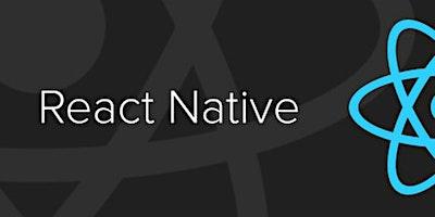 React Native Mobile App Development beginners cour
