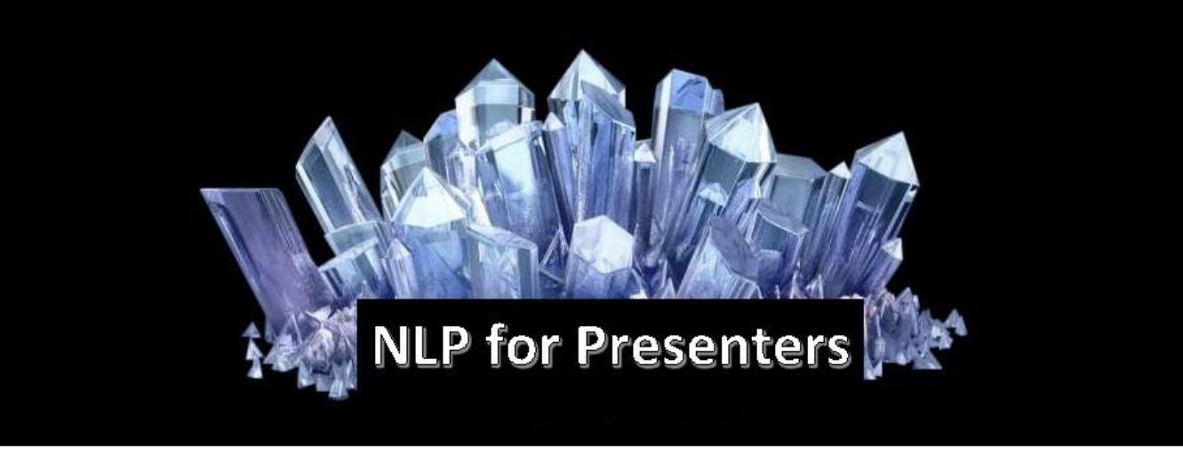 NLP for Presenters