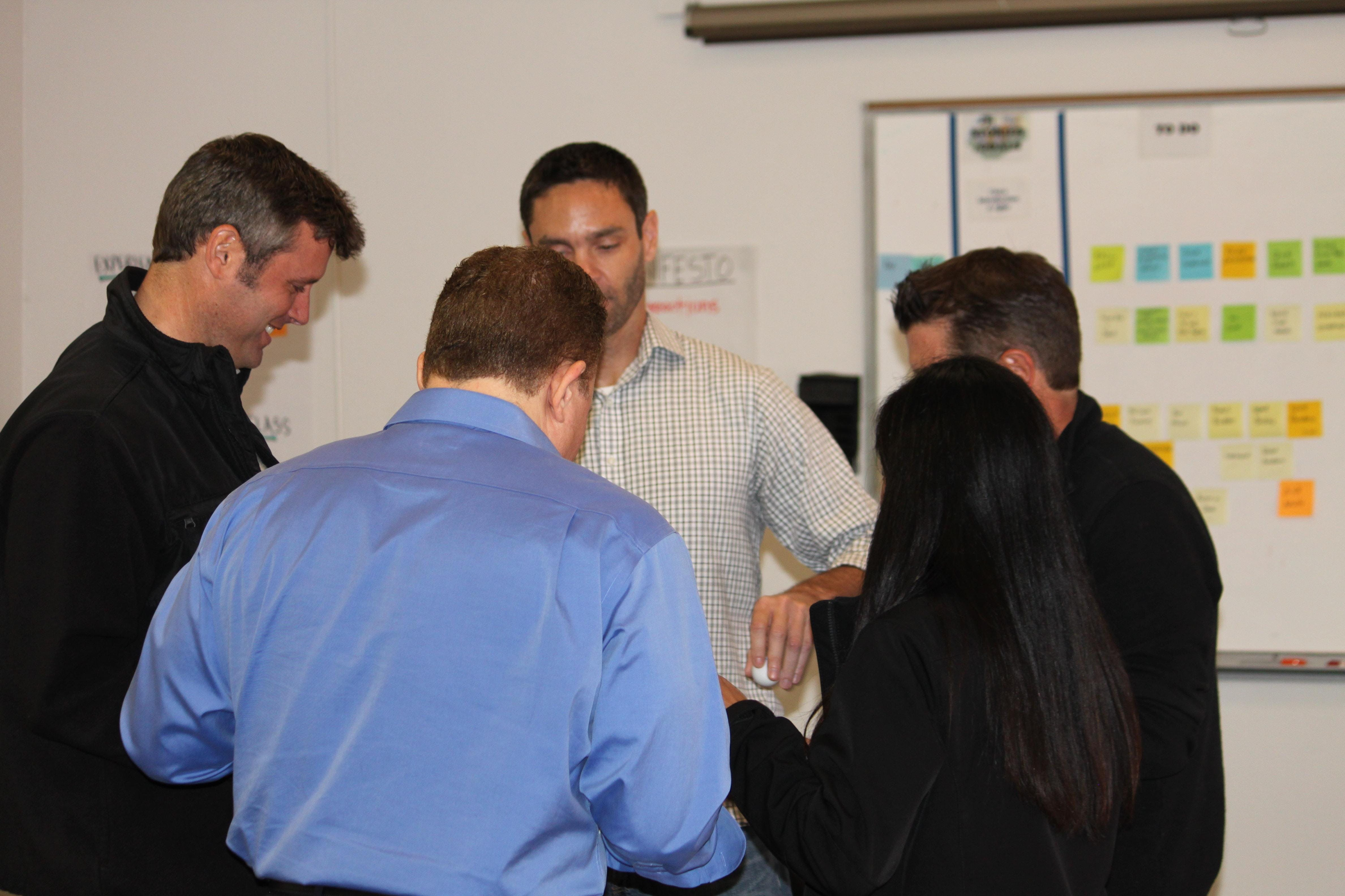 Agile Project Management Training Using Scrum In Seattle Wa By