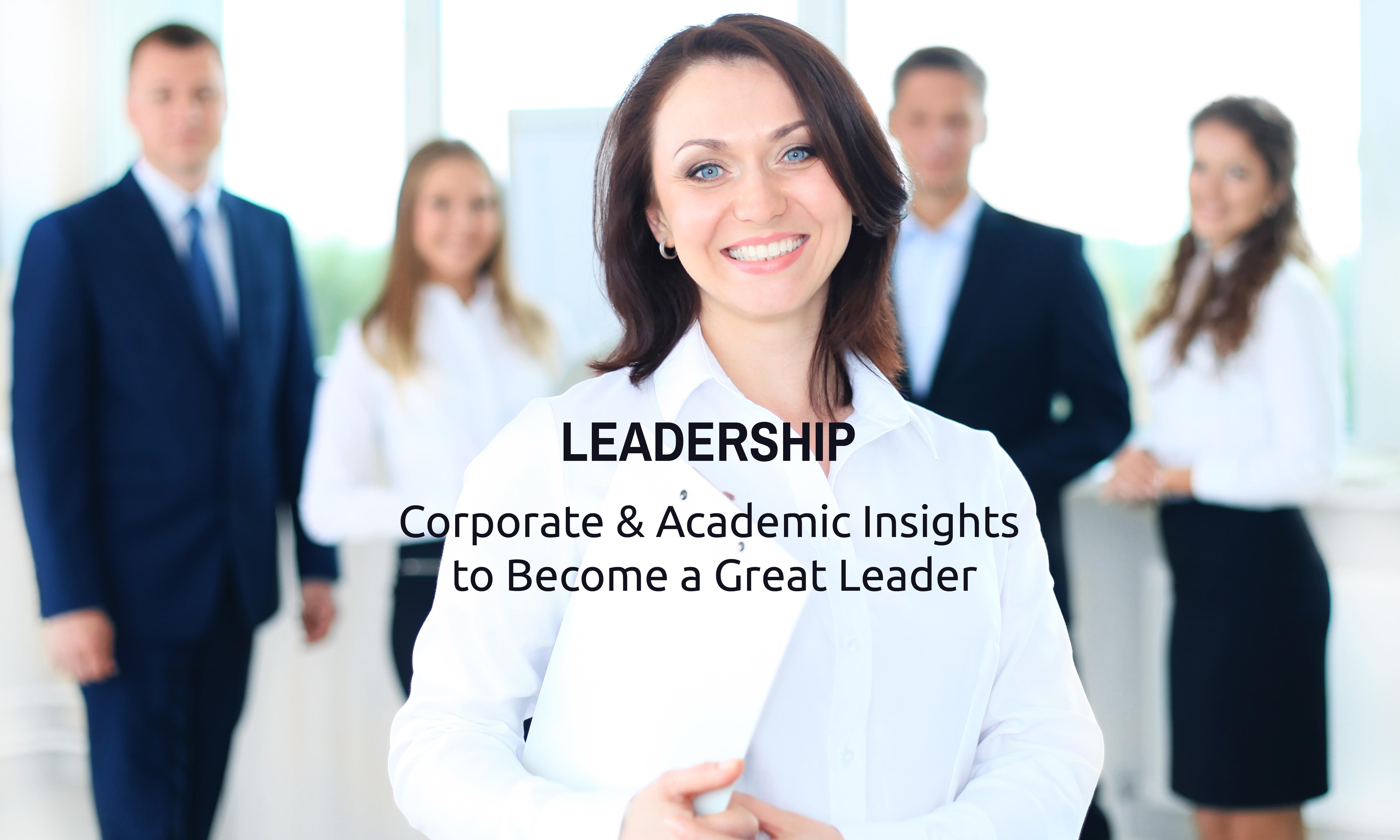 Corporate & Academic Insights to Become an In