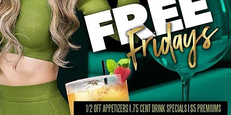 GROOVES OF HOUSTON FRIDAY HAPPY HOUR 75c DRINKS 4-9pm tickets