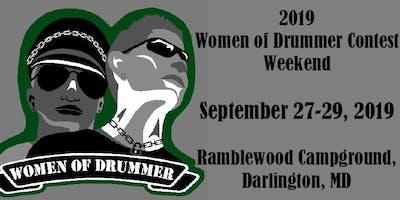 2019 Women of Drummer Contest Weekend