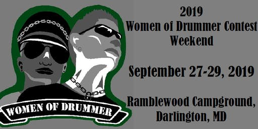 2019 Women of Drummer Contest Weekend
