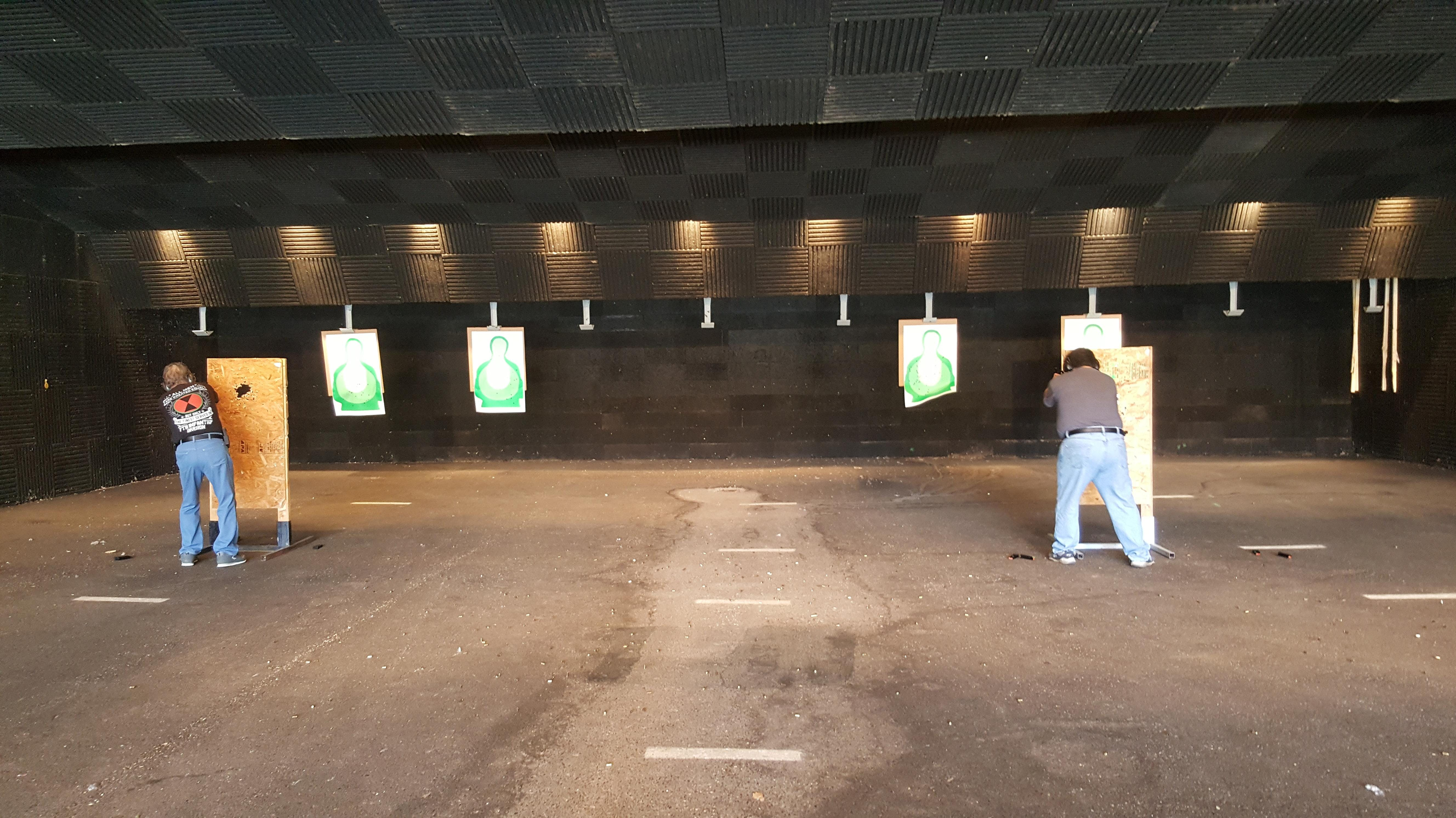 Intermediate Defensive Shooting Class