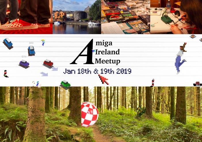 Amiga Ireland 2019