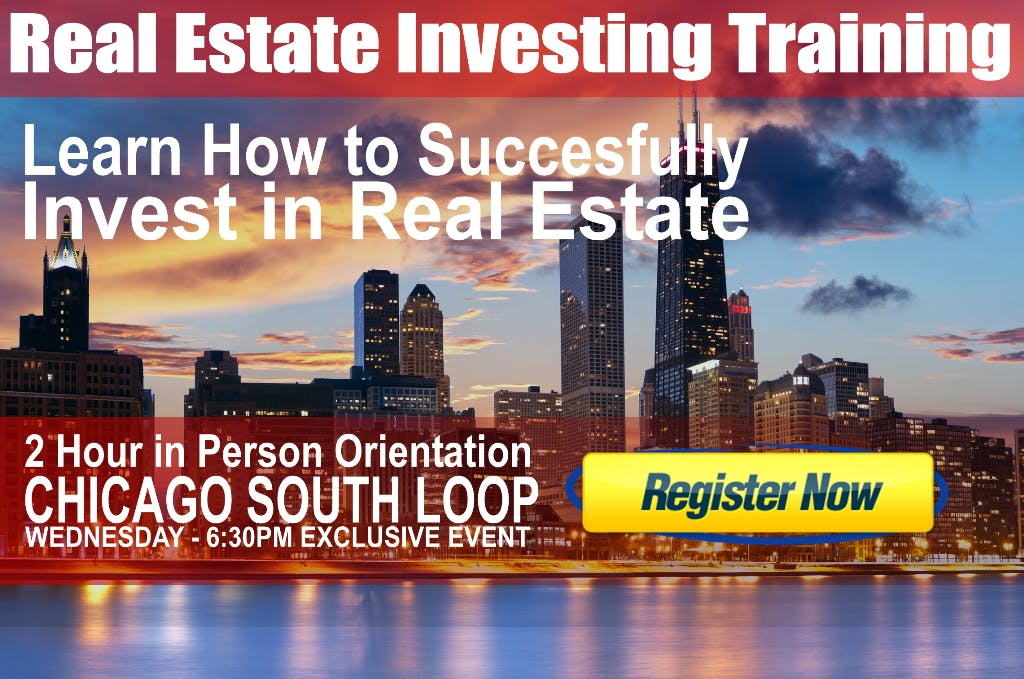 A CHICAGO - INVESTING IN REAL ESTATE - LIVE O