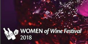 Women of Wine Festival 2018
