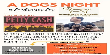 Animal Hope And Wellness Charity Event Tickets